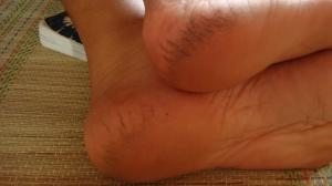 """ Missionary Feet"""
